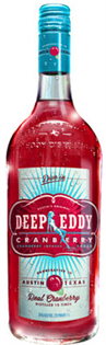 Deep Eddy Vodka Cranberry 750ml
